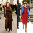 Top Flop Fashion Week Laetitia Casta vs Anna Wintour