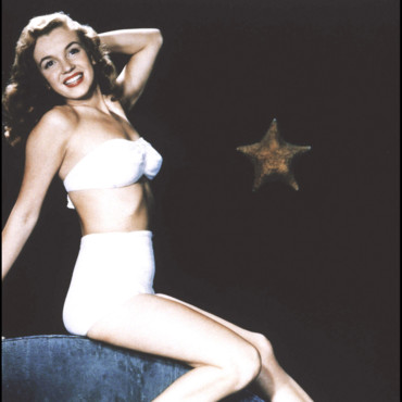 Marilyn Monroe glamour et sexy