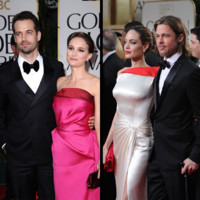 Golden Globes : les plus beaux couples sur le red carpet