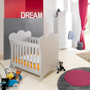 chambre d 39 enfant les plus jolies chambres de b b une chambre de r ve la redoute d co. Black Bedroom Furniture Sets. Home Design Ideas