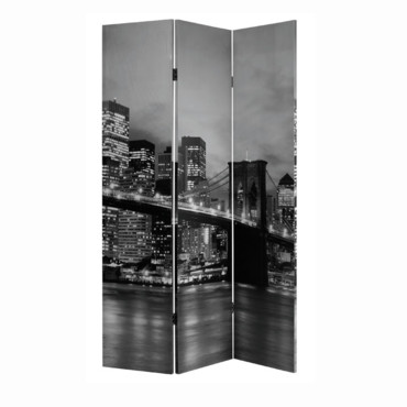 Chambre d 39 ado stickers coussins lampes direction - Tableau ikea new york ...