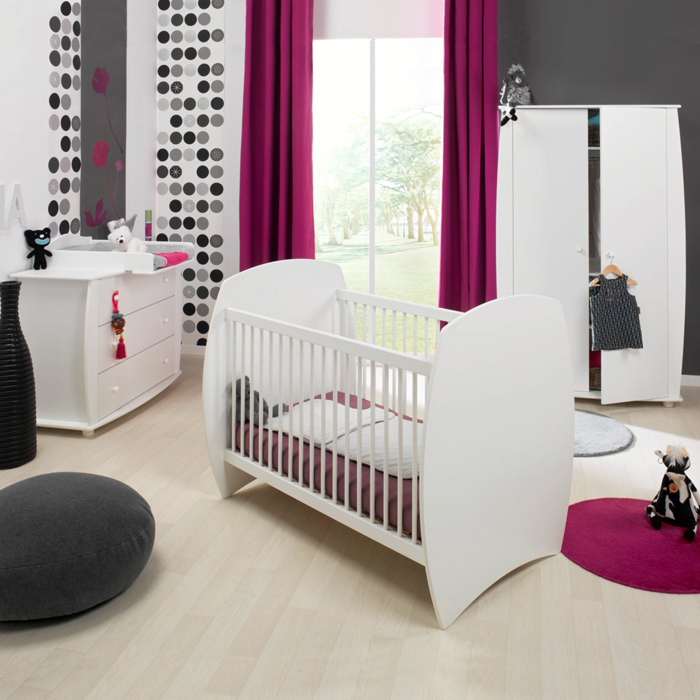 chambre d 39 enfant les plus jolies chambres de b b une chambre moderne la redoute d co. Black Bedroom Furniture Sets. Home Design Ideas