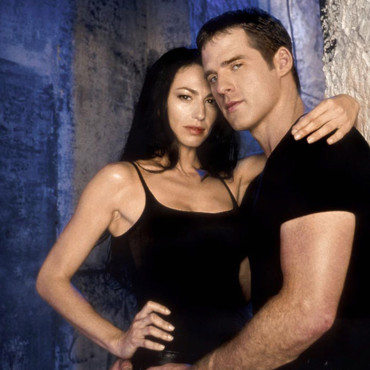 Ben Browder et Claudia Black