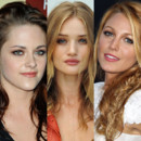 Kristen Stewart, Rosie Huntington-Whiteley et Blake Lively