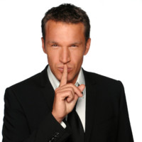 Photo : Benjamin Castaldi a un secret