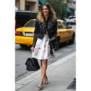 Jessica Alba à New York