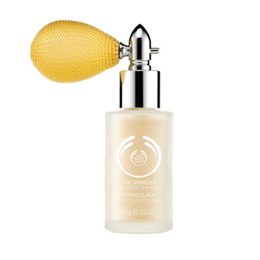The Body Shop - Etincelant Vanille Doree. Prix : 20 euros
