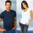 James Denton et Teri Hatcher