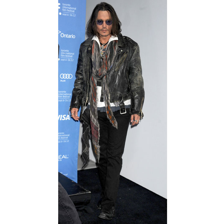 johnny depp un acteur une personnalit un style le. Black Bedroom Furniture Sets. Home Design Ideas