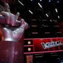 Plateau de l'émission THE VOICE - TF1