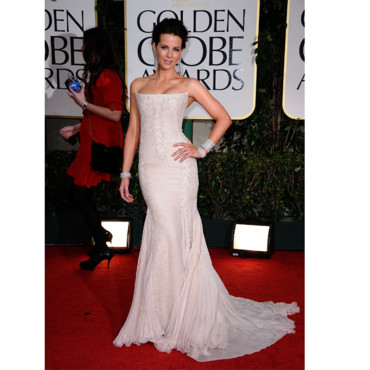 Golden Globes Kate Beckinsale en Roberto Cavalli