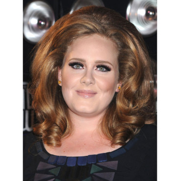 La chanteuse Adele aux MTV VMA 2011