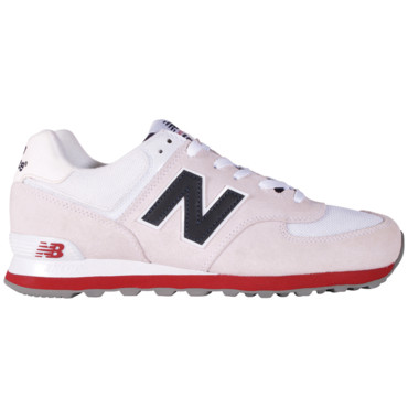 Les baskets rose New Balance
