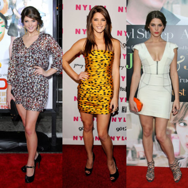 Les plus beaux looks de Ashley Greene
