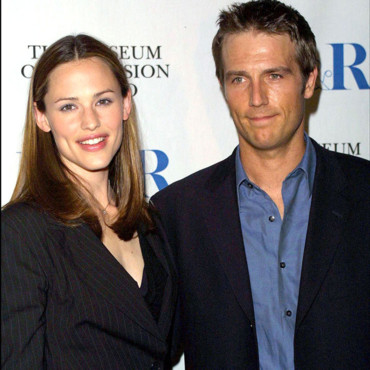 Jennifer Garner couple