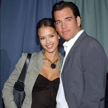 Jessica Alba et Michael Weatherly