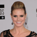 American Music Awards : Heidi Klum