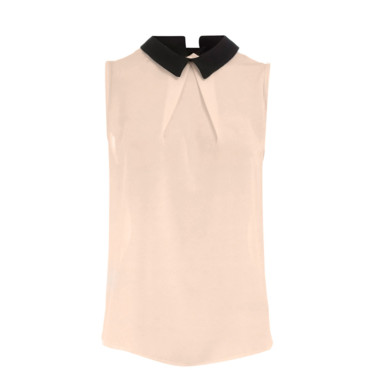 Le top col Claudine Dorothy Perkins 30 euros