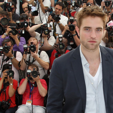 Robert Pattinson à Cannes 2012 pour le film Cosmopolis