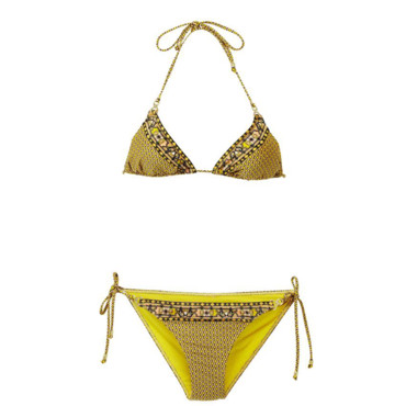 Shopping maillot de bain imprimé tribal H&M