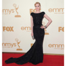 Evan Rachel Wood en Elie Saab pour les Emmy Awards