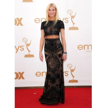 Gwyneth Paltrow en Emilio Pucci aux Emmy Awards