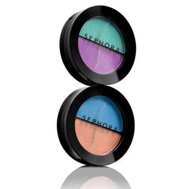 Maquillage Sephora printemps : ombres à paupières Colorful