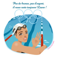Photo : Laure Manaudou, une grande championne !