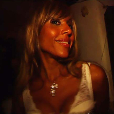 people : Cathy Guetta coquine