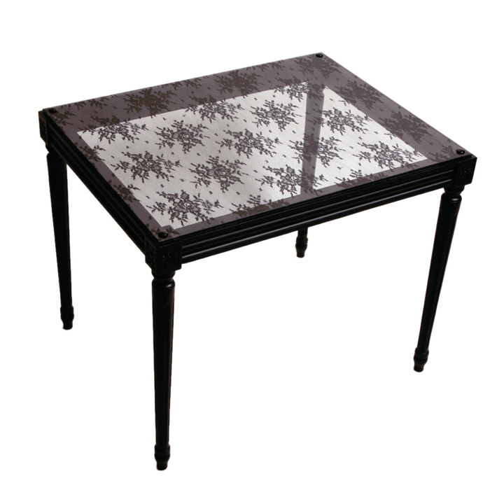 table basse lisaura objet d co d co. Black Bedroom Furniture Sets. Home Design Ideas