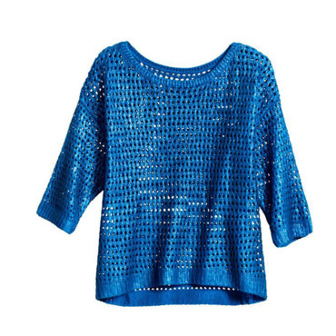 Le pull grosses mailles H&M 30 euros