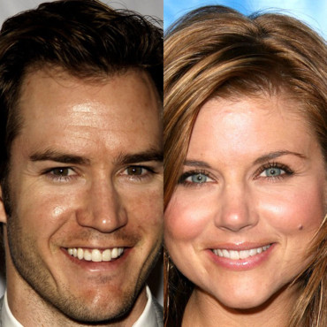 Mark-Paul Gosselaar et Thiffani Thiessen