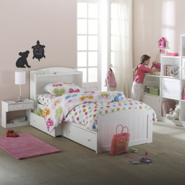 chambre d 39 enfant ils sont les ma tres de leur d co astuces d co. Black Bedroom Furniture Sets. Home Design Ideas