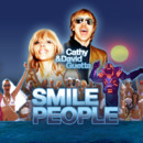 Smile People : Cathy Guetta et David Guetta