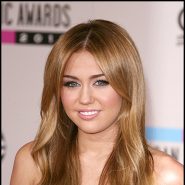 American Music Awards : Miley Cyrus