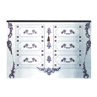 Commode Silvera Zanotta