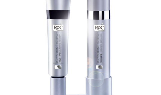 ROC Sublime Energy : soin visage anti-rides Yeux