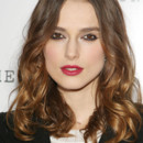 Keira knightley carré long