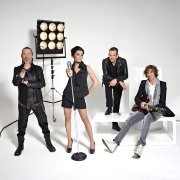 "Jenifer, Louis Bertignac, Florent Pagny, Garou, coachs de ""The Voice : la plus belle voix"""