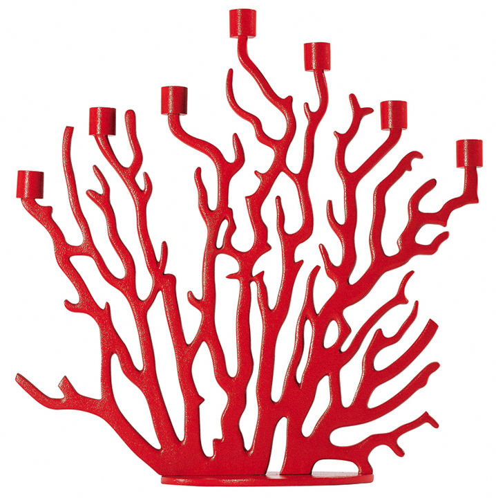 Objet d co made in design driade kosmo objet d co d co - Objet deco design rouge ...