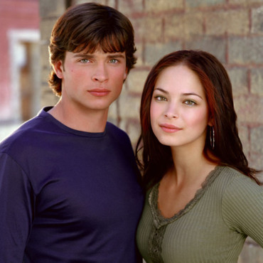 Kristin Kreuk couple