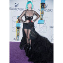 Lady Gaga aux CFDA Awards 2011