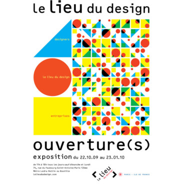 Le Lieu du Design à Paris