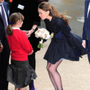 Kate Middleton à Londres le 20 novembre 2013