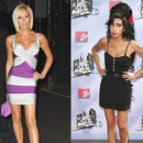 People : Victoria Beckham et Amy Winehouse