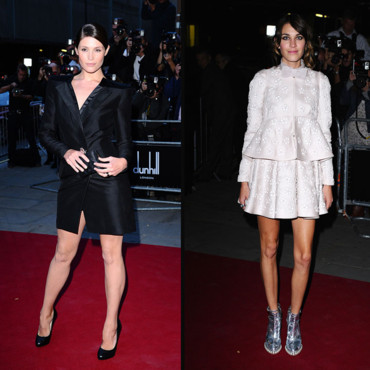 Top Flop GQ Awards Gemma Arterton Alexa Chung