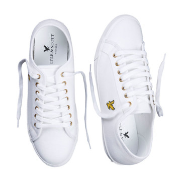Baskets blanches Lyle & Scott 72,50 €