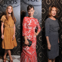 Charlotte Casiraghi, Olivia Wilde... Les stars  la soire TOD&#039;S Signature