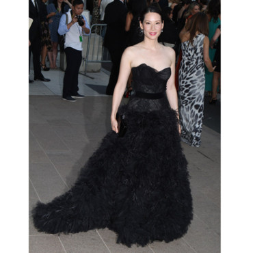 Lucy Liu aux CFDA Awards 2011