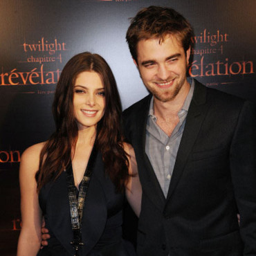 Twilight Ashley greene et Robert Pattinson